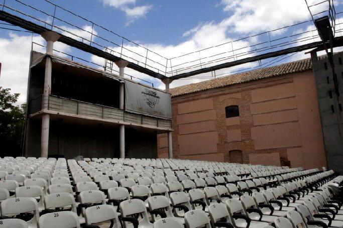 Almagro La Compañía Nacional de Teatro Clásico se sube a las tablas del Hospital de San Juan
