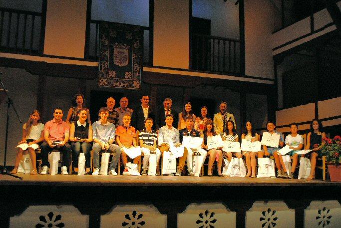 Almagro concede los VII Premios Manuel Callejas