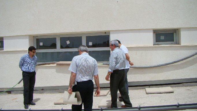 Bolaños El nuevo Centro Salud estará terminado para el mes de agosto