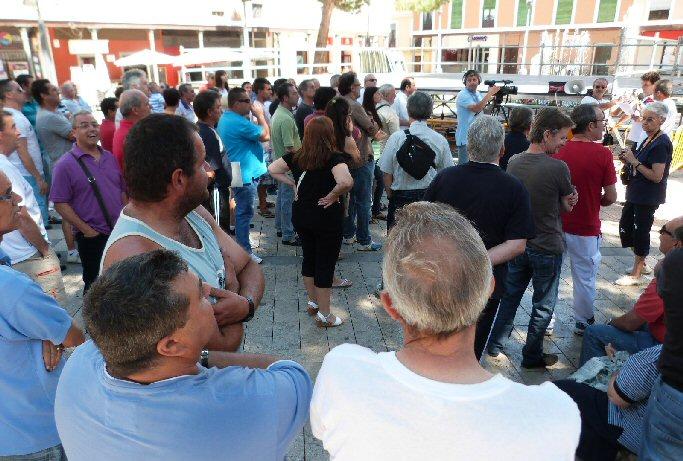 Daimiel La Plataforma de Parados pide al consistorio más planes de empleo para los más necesitados