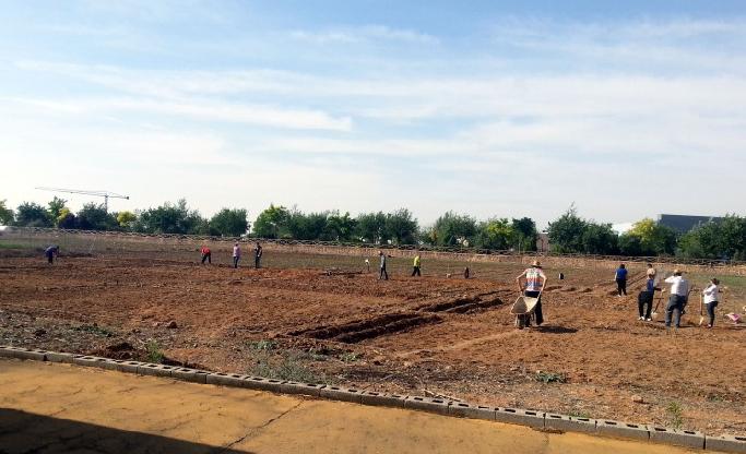 El Campo de Calatrava promueve la formación y tres talleres de empleo