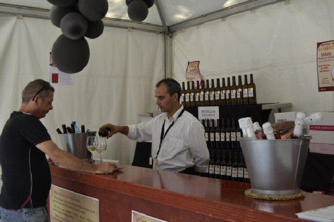 "El I Festival de Cata de vinos popular ""La Arrancadera"" inició en Daimiel su andadura"