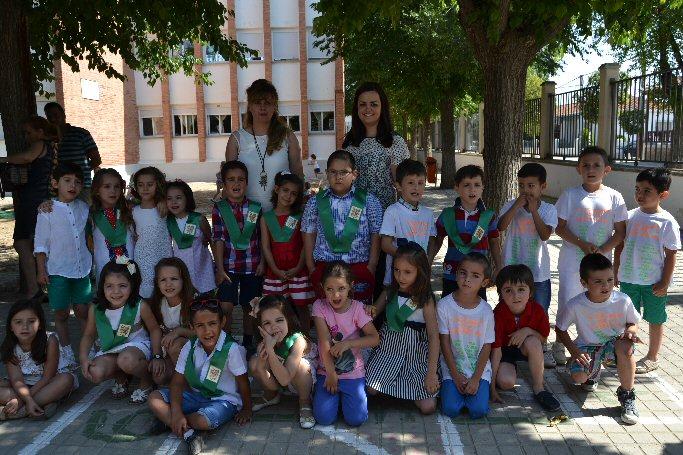 Los tres centros educativos de Almagro celebran el fin de curso