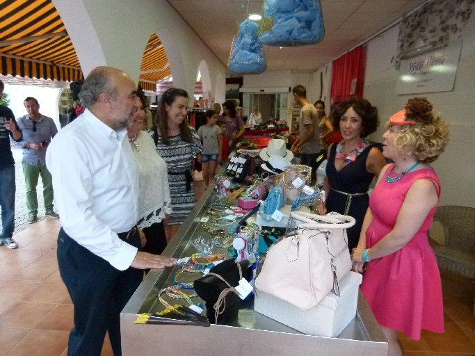 """Manzanares """"En plaza tus sentidos"""" repite éxito en el Mercado Municipal"""