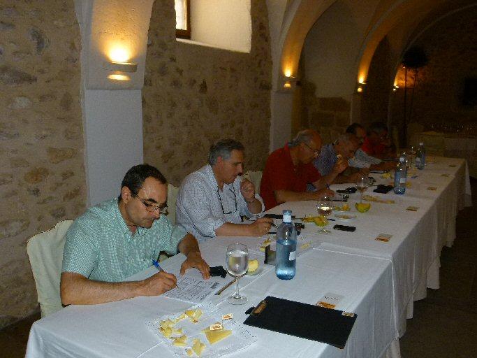 Manzanares FERCAM elige los mejores quesos manchegos de 2014