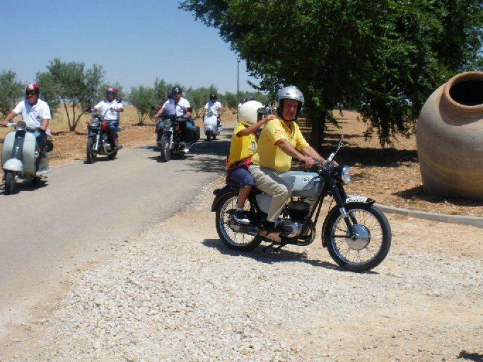Manzanares La Concentración Nacional de Motos Antiguas cumple 20 años