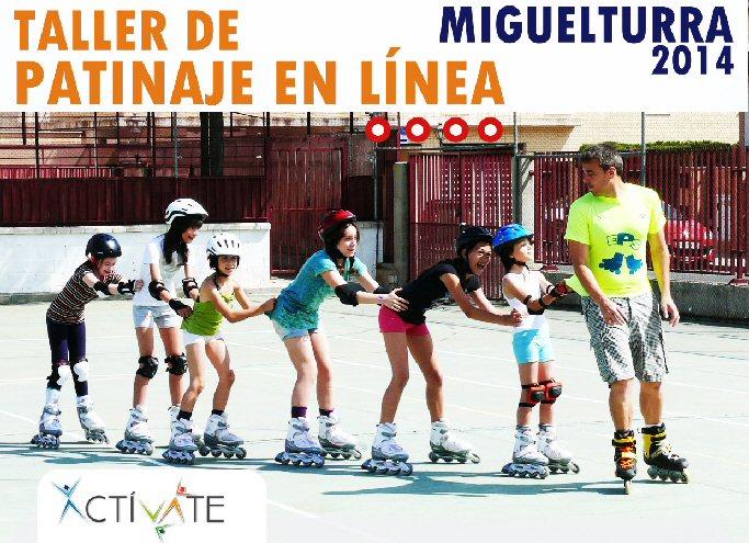Miguelturra Abierto el plazo para el Taller de Patinaje para niños y jóvenes
