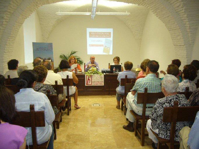 Presentado el libro Vida y cultura en el Campo de Calatrava (I) en Alcolea de Calatrava