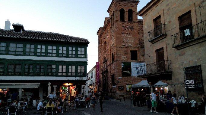 Almagro registra un cien por cien de ocupación hotelera durante el primer fin de semana del festial de teatro