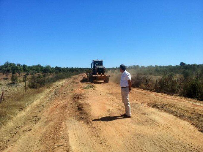 Aprobada una nueva inversion de la Diputación Provincial de más de un millón de euros con cargo al Plan de Caminos