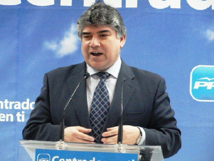 """Carlos Cotillas Estamos caminando con paso firme y que la recuperación económica es ya una realidad"""""""