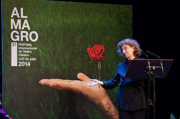 Julia Gutiérrez Caba brillan en la apertura del Festival de Almagro