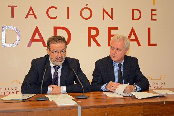 La Diputación Provincial de Ciudad Real amplia a cinco millones más el plan de empleo para este año