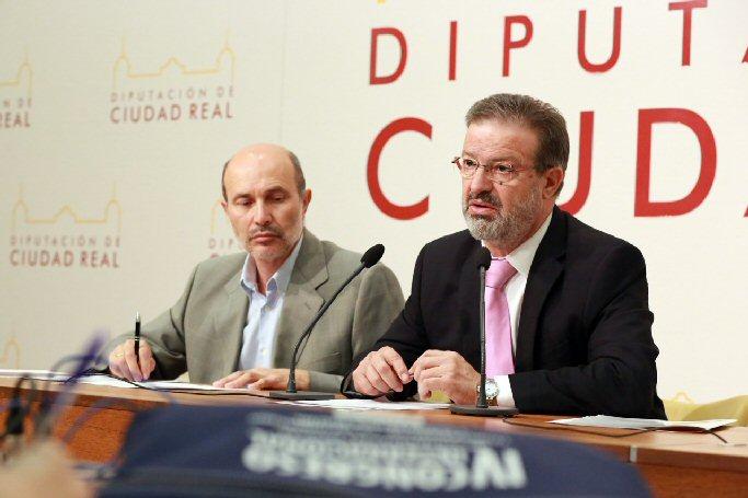 La Diputación Provincial invertirá mas de treinta y un millón de euros en las carreteras provinciales