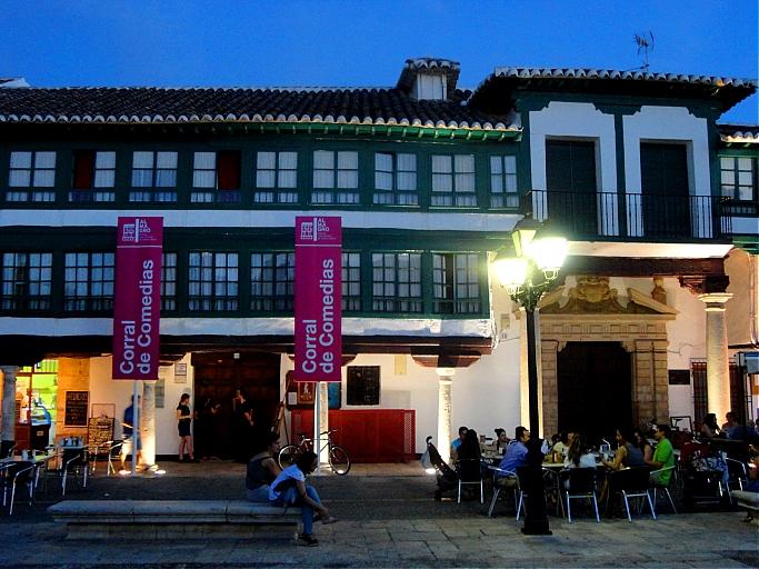 La tercera semana de la 37º edición del Festival de Almagro se inicia con el 4º Certamen Almagro OFF