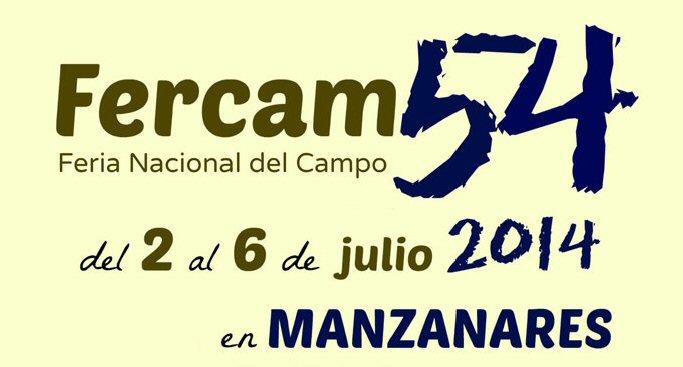 Más de 180 expositores de toda España estarán desde este miércoles en la Feria del Campo de Manzanares