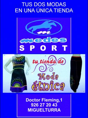 medes sport julio 300