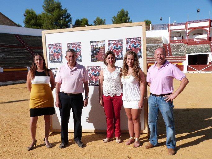 Daimiel Al Compas de la Copla con Elena Bella entre otros, protagonizaran el festival de caballos