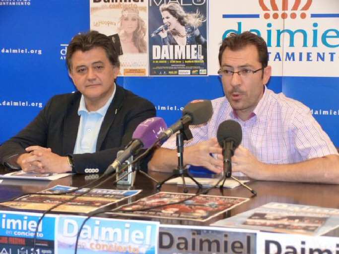 Daimiel Feria y Fiestas 2014. Actos programados para mañana sábado 30 de agosto