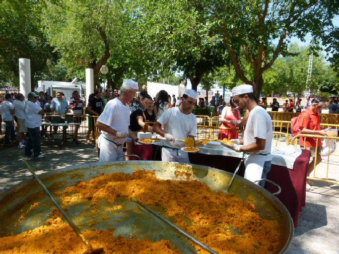 Manzanares Programa de las fiestas patronales 2014