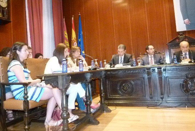 Manzanares Respaldo unánime al I Plan de Igualdad del Personal Municipal