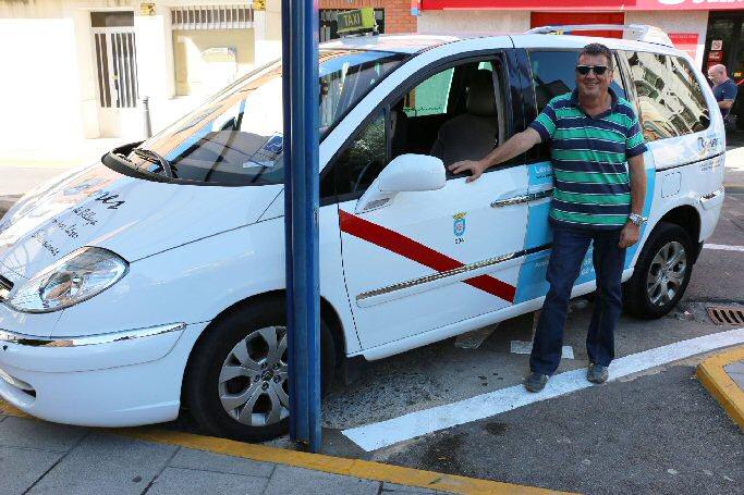 Miguelturra El Taxi Solidario