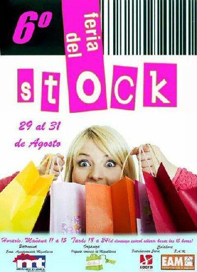 Miguelturra Sexta Feria del Stock del Pequeño Comercio