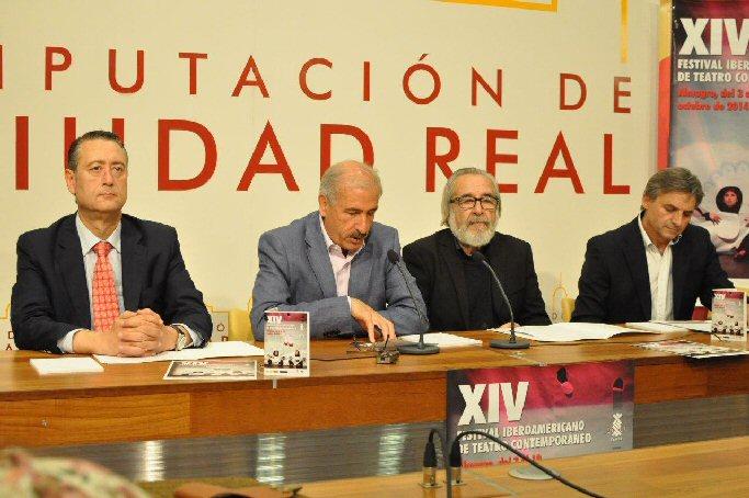 Almagro Comienza el XIV Festival Iberoamericano de Teatro Contemporáneo