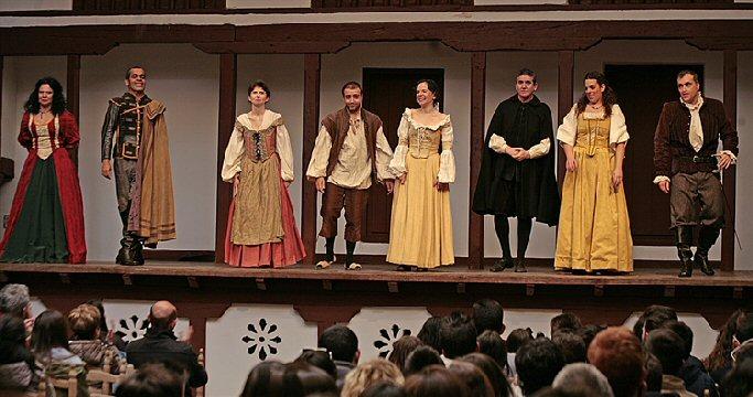 Almagro Corrales de Comedias Teatro celebra su 20 aniversario con el estreno de 22 segundos. El Burlador de Sevilla