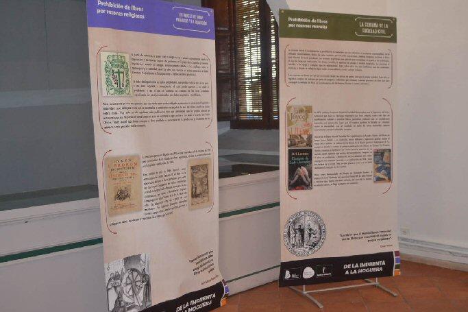 Almagro acoge la exposición De la imprenta a la hoguera hasta el 12 de septiembre