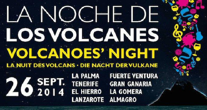 Almagro participará el próximo 26 de septiembre en la Noche de los Volcanes