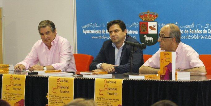 Bolaños, Historial Taurino de Timoteo Sobrino y Manuel Hervás, presentado ante sus paisanos