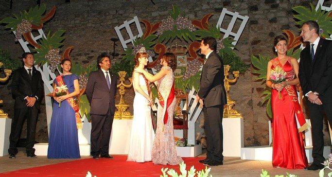 Bolaños inicia sus ferias y fiestas con el pregón y la coronación de la Reina y Damas de Honor