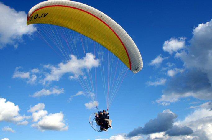 Ciudad Real celebrará la I Concentración Paramotor el 6 de septiembre
