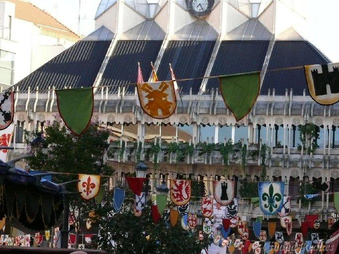 Desde mañana y hasta el domingo se podrá disfrutar del Mercado Medieval de Ciudad Real