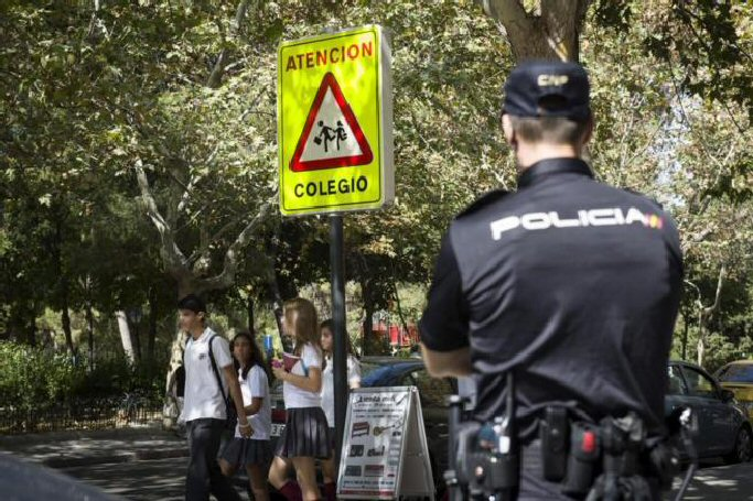 La Policía detiene a un hombre sospechoso de ser el pederasta de Ciudad Lineal