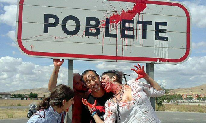 Poblete, capital nacional del terror
