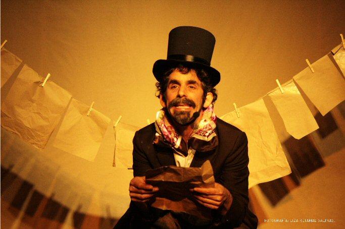 Almagro 'Parlamento' en el Teatro Laboratorio La Veleta mañana jueves