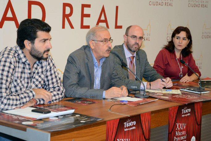 Bolaños y Valdepeñas serán sedes de la Muestra Provincial de Teatro