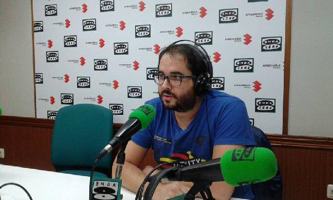 Calzada de Calatrava José Vicente Romero, candidato a los Hollywood Music in Media Awards