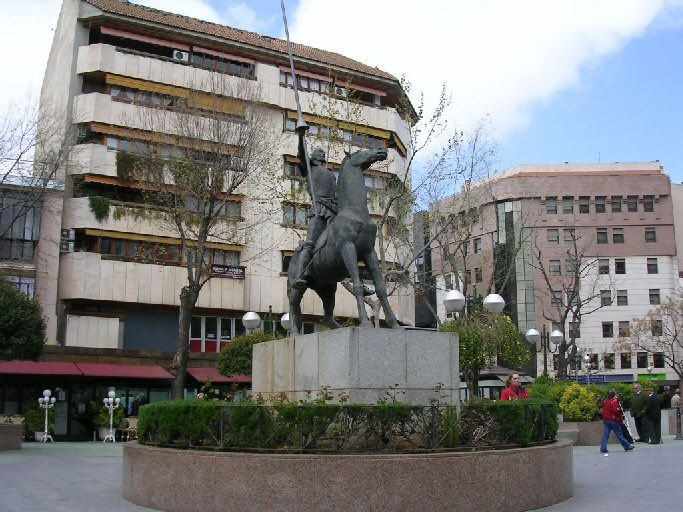 Ciudad Real Cambio de sentido de la circulación en la Plaza del Pilar