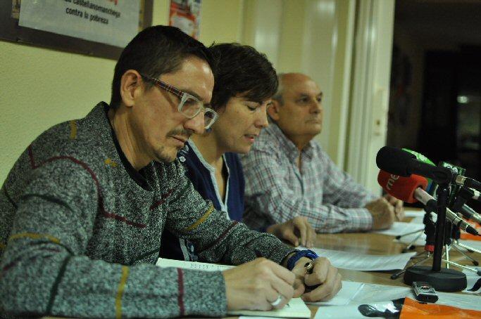 Ciudad Real La Alianza contra la Pobreza llama a la movilización contra un sistema que empobrece a millones de personas