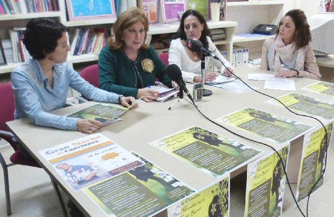 Daimiel Diversas actividades culturales y lúdicas culminarán el Día Internacional de la Mujer
