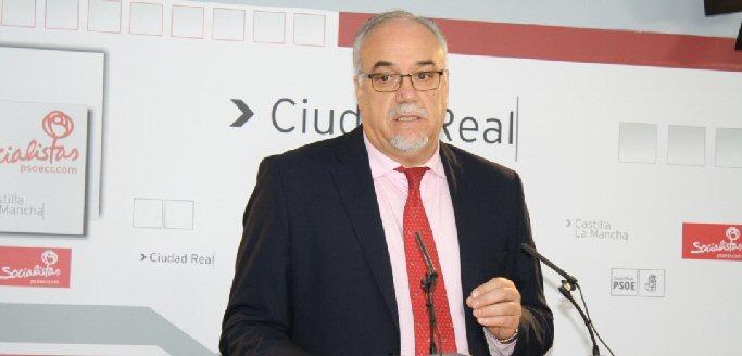 El PSOE denuncia el proceso de desmantelamiento progresivo y programado del hospital de Manzanares