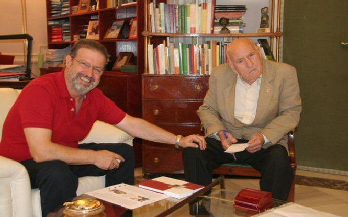 Fallece el exalcalde de Moral de Calatrava Adolfo Salvador Gómez