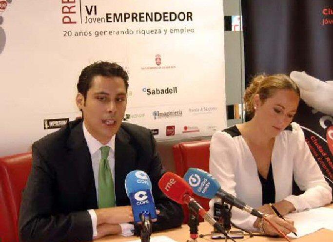 La Asociación de Jóvenes Empresarios de Ciudad Real convoca los Premios Joven Empresario y Emprendedor 2014