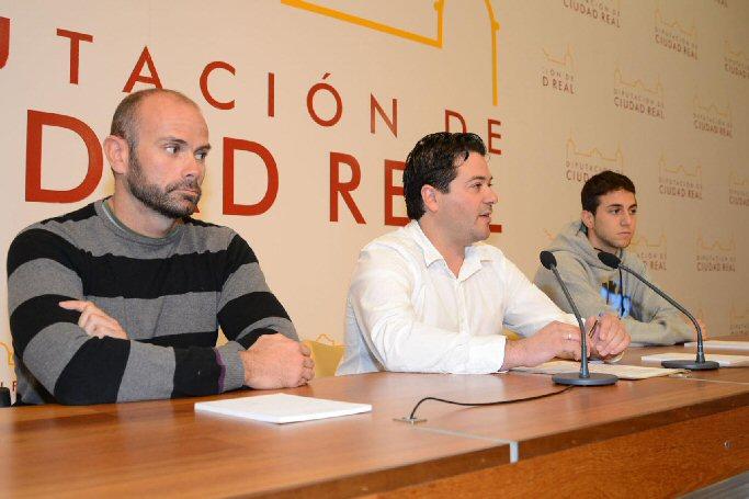 La Diputación Provincial de Ciudad Real destina cincuenta y cinco mil euros en becas a deportistas de la provincia