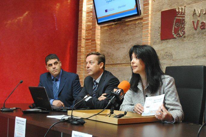 Los conductores de Valdepeñas podrán pagar la zona azul a partir de mañana con su móvil