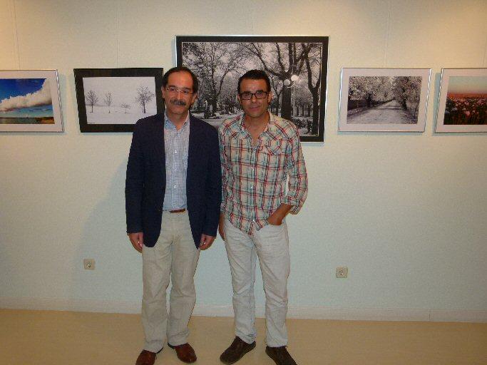 Manzanares Carlos Infante abre las puertas de La Mancha a su visión del mundo