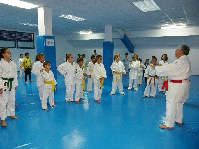 Manzanares Instalaciones renovadas en la 17ª temporada de la Escuela Municipal de Judo